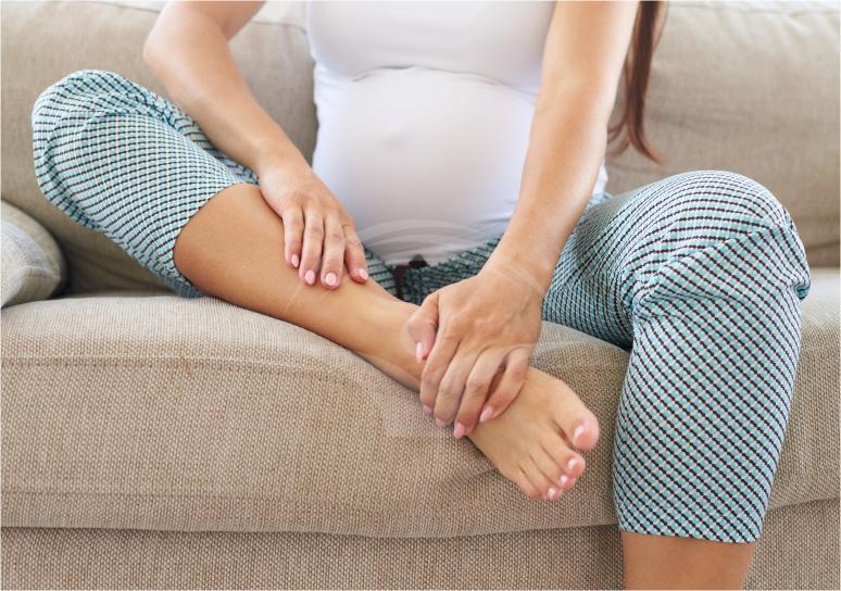 ce se întâmplă cu variația la femeile gravide picior varicoză piele