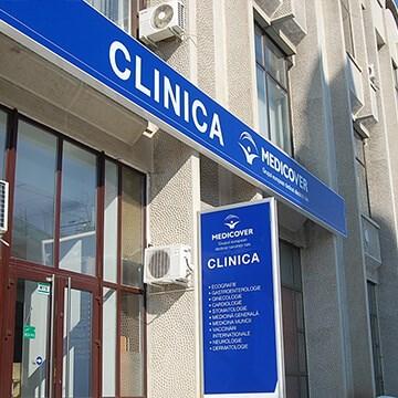 Clinica Iași Medicover