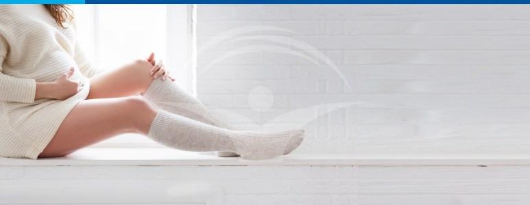 decât picioarele de frotiu în sarcină varicoză)